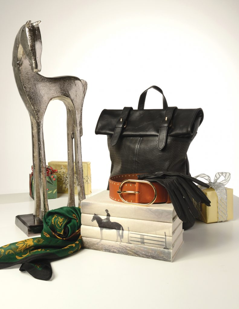 Holiday gift guide: the equestrian