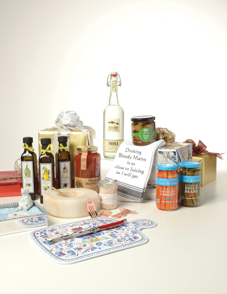Holiday gift guide: the foodie