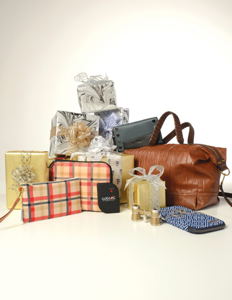 Holiday gift guide: frequent flyer