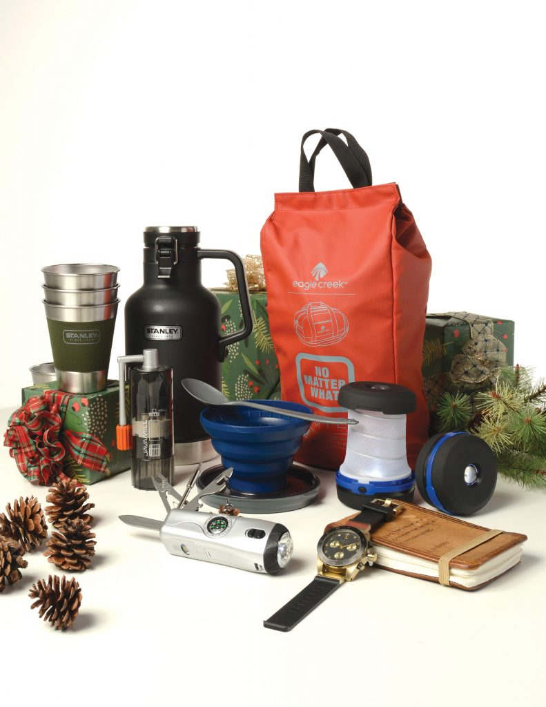 Holiday gift guide: the outdoorsperson