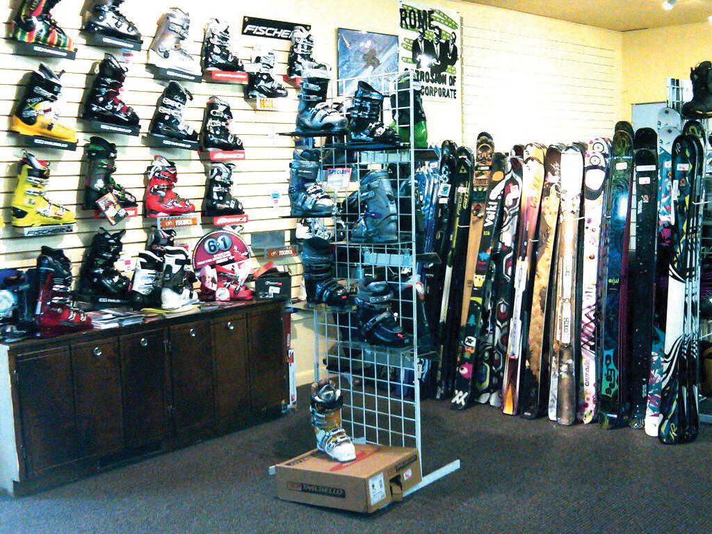 Eskimo Ski and Board Shop boots