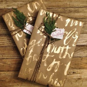 Leen Jean gift tag