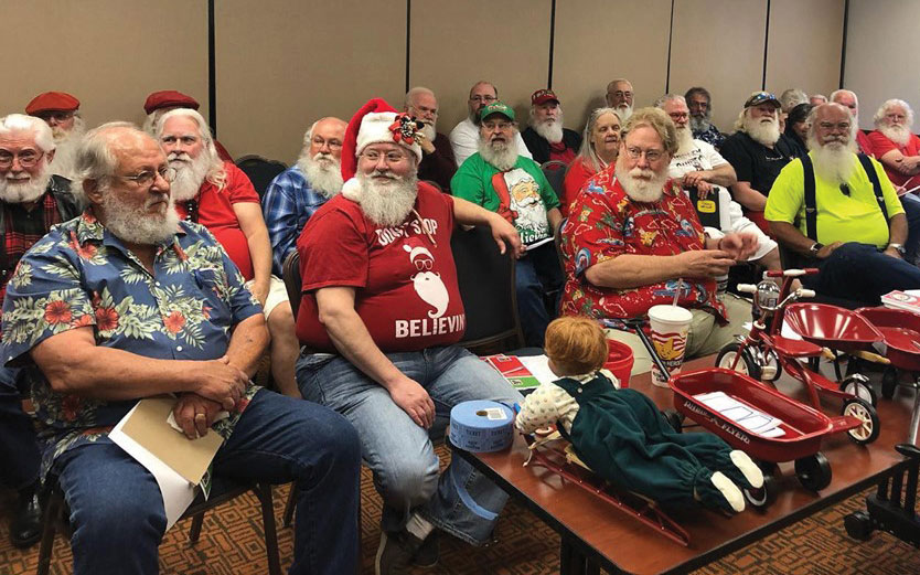 Propp'er Way Association Santa Agency meeting