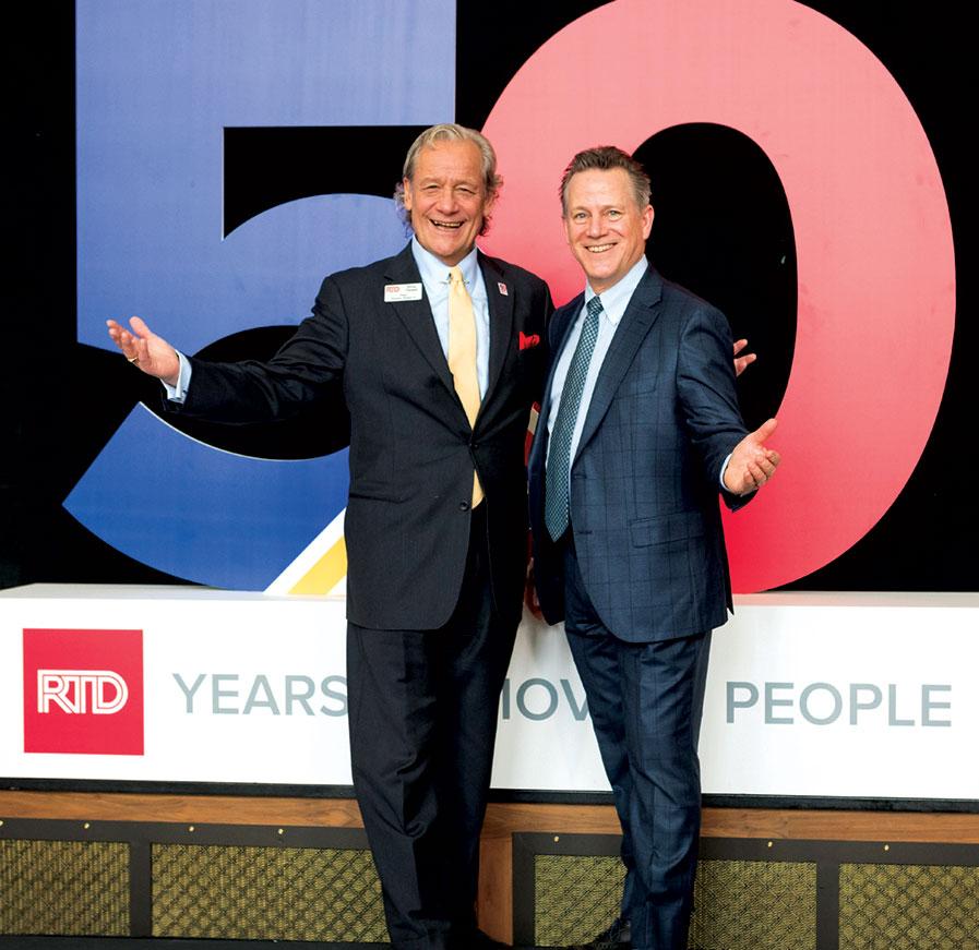Doug Tisdale and Dave Genova