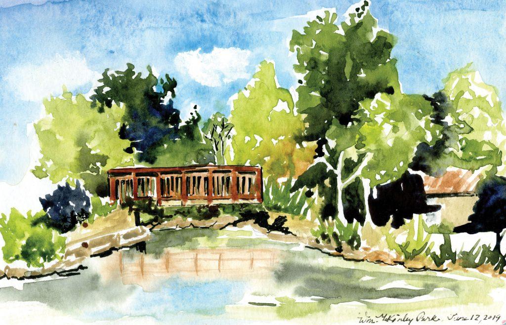 William McKinley Carson Park