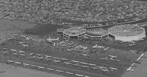 Centennial Airport 1968
