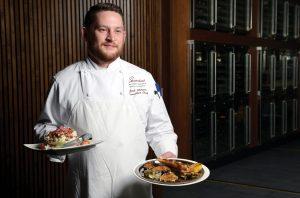 Josh Mingus, Shanahan's executive chef
