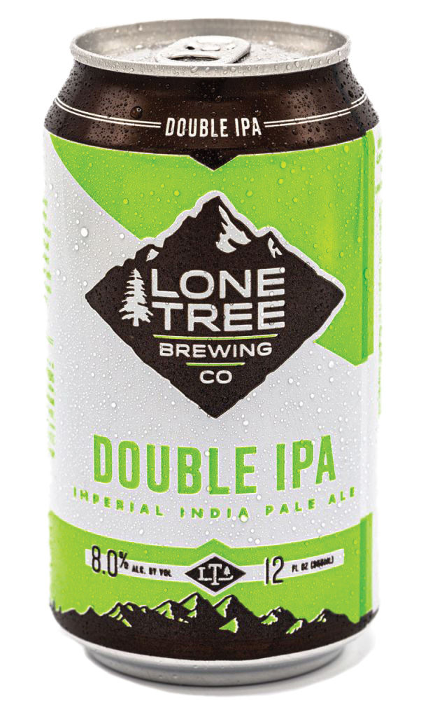 Lone Tree Brewing Double IPA