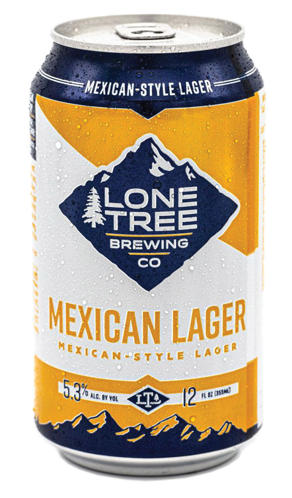 Lone Tree Brewing Mexican Lager