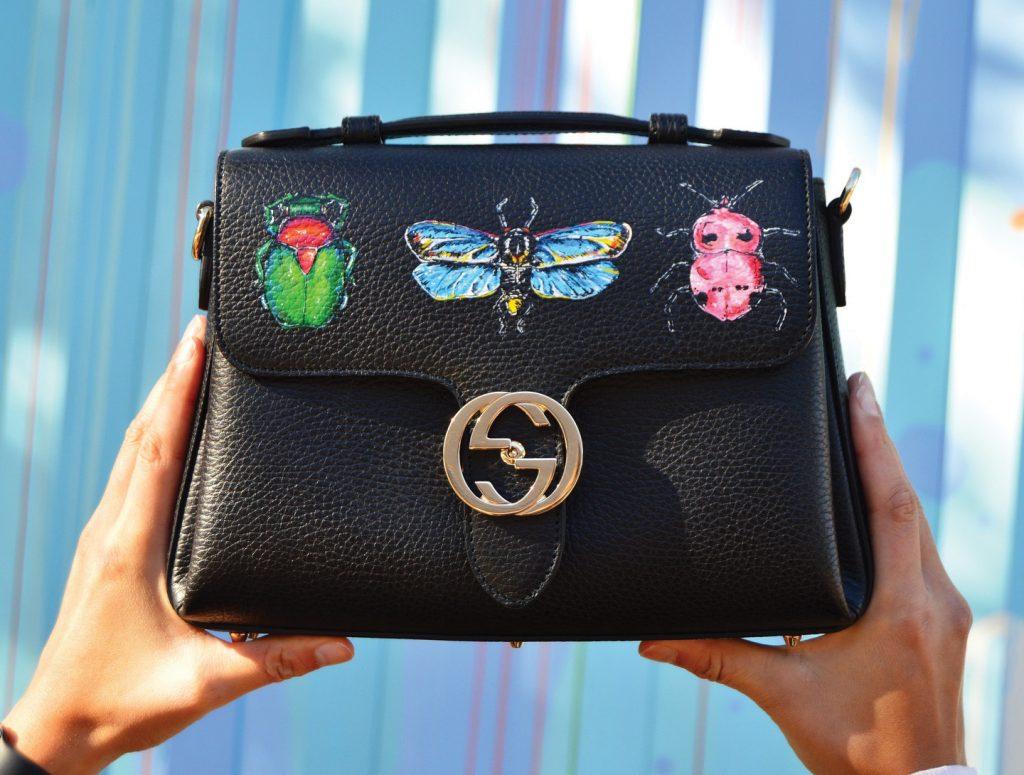 Zavala Bespoke Gucci bag