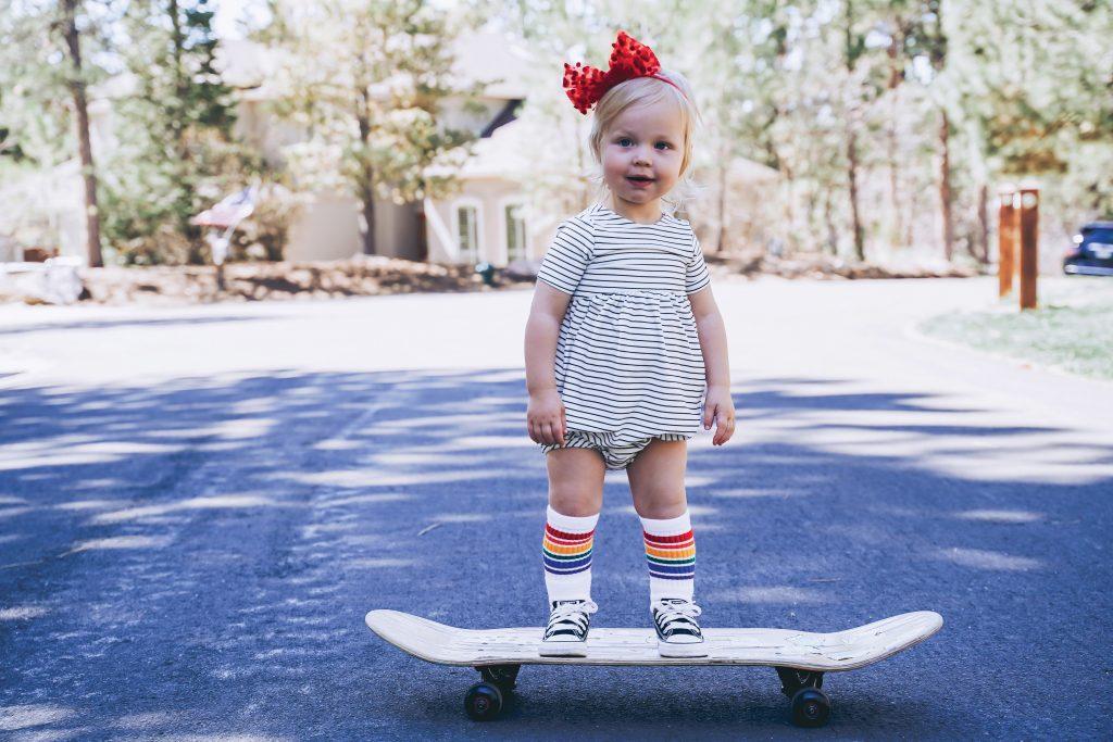 Collins skateboard