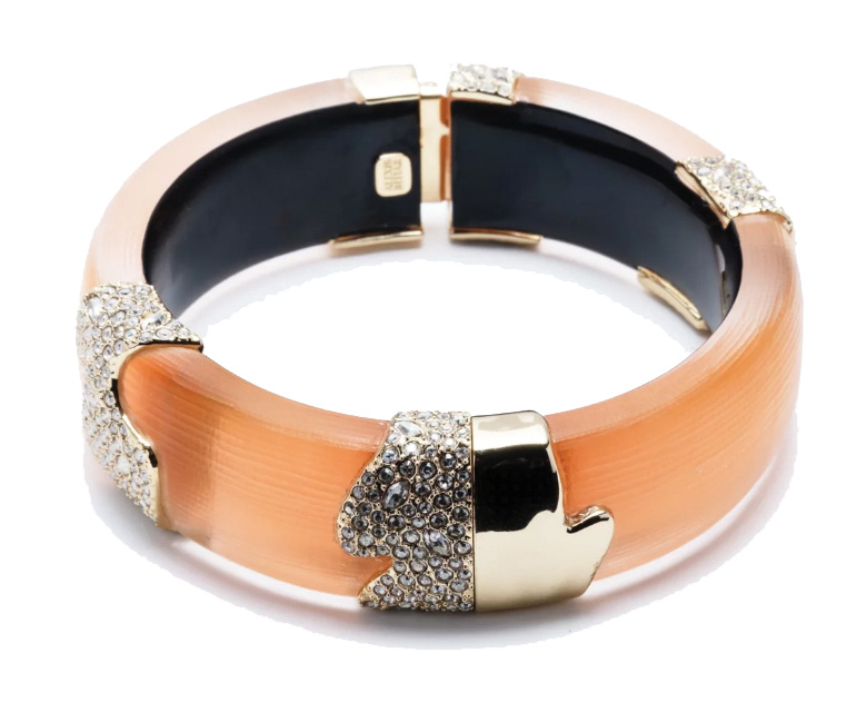 Alexis Bittar hinge bracelet