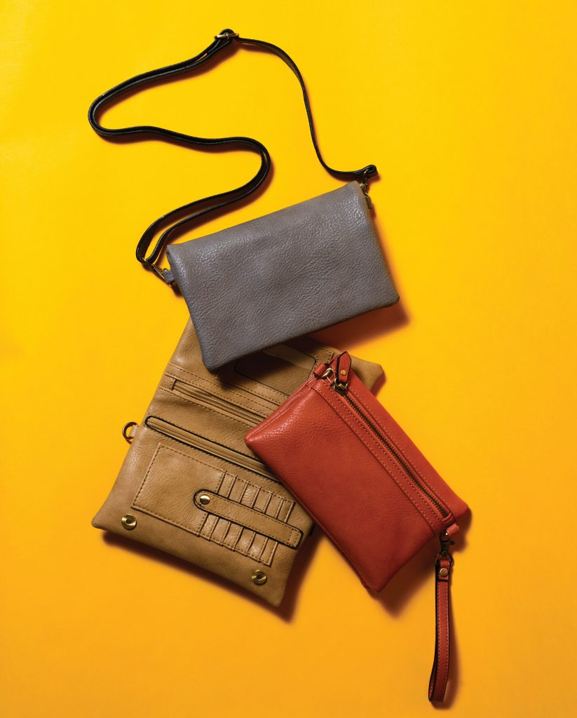 Mainstream Boutique handbags