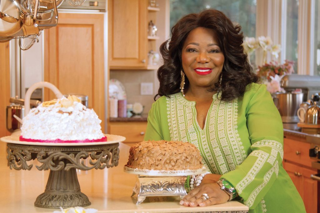 Glynis Albright of Glynis' Kitchen