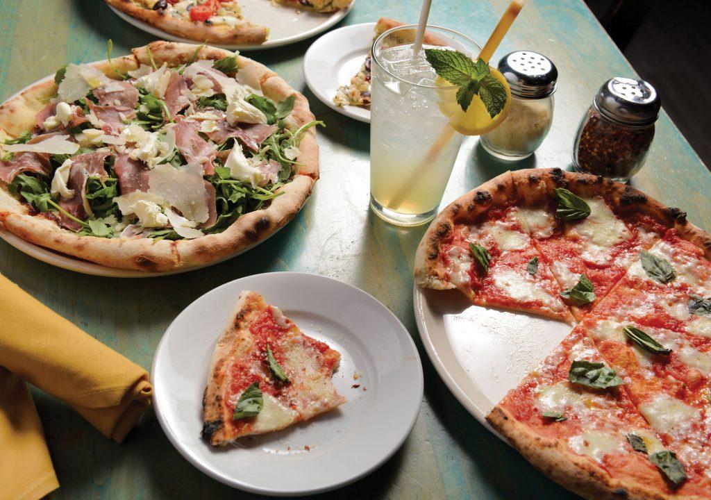 Vai Baci Italian Bistro pizza