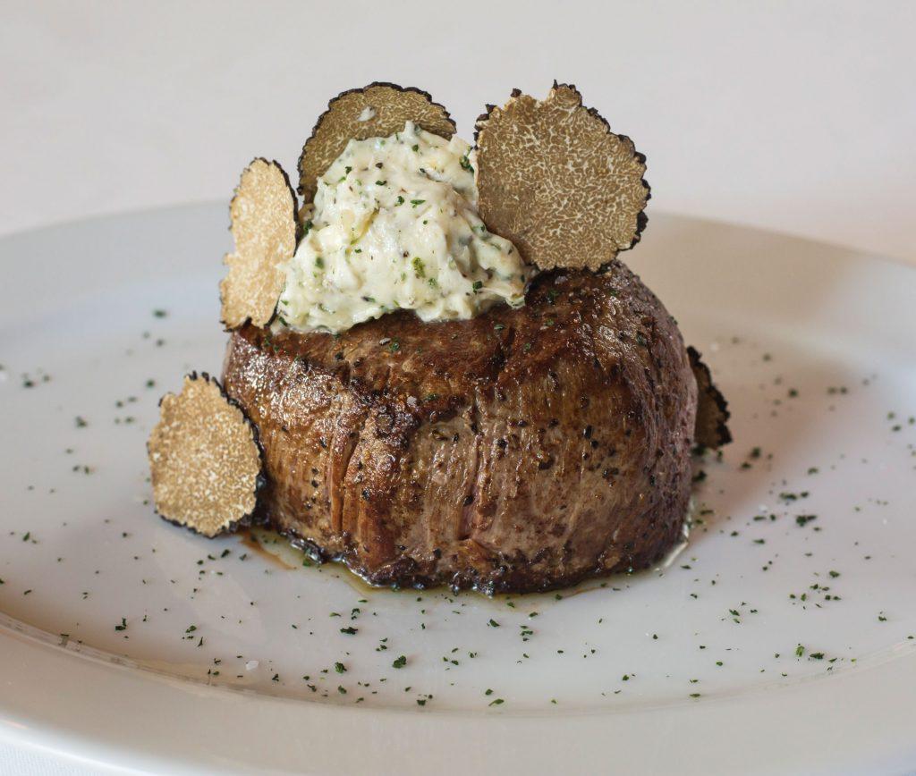 Ocean Prime DTC truffle filet