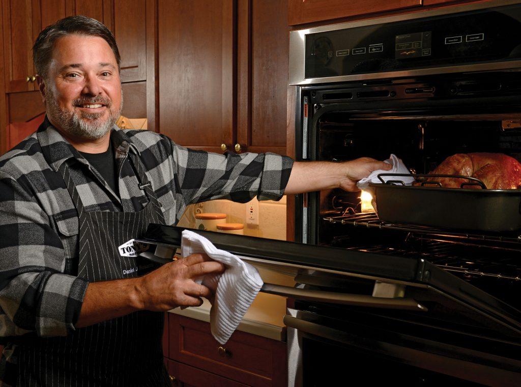 Daniel Rosacci of Tony's Meats and Market