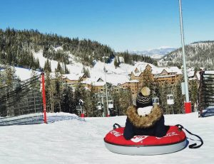 Tubing in Winter Park