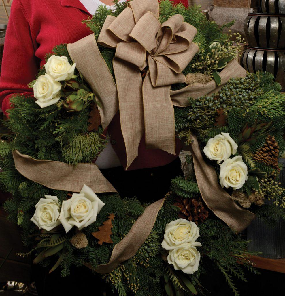 Arapahoe Floral wreath done