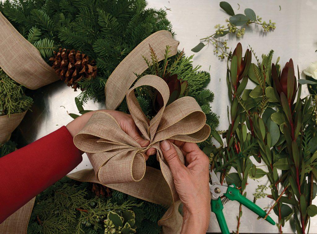 Arapahoe Floral wreath