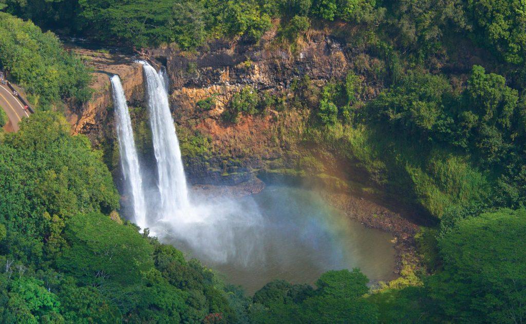Kaua'i Wailua Falls