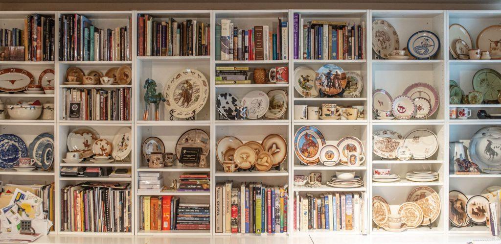 Corinne Joy Brown's dinnerware collection