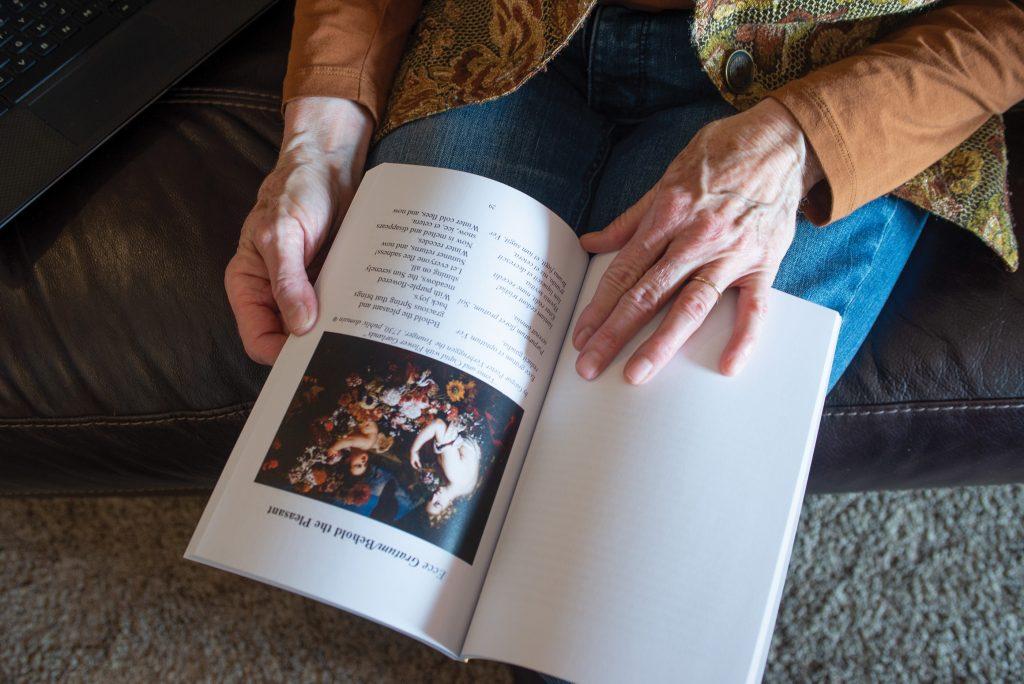 Debi Simons' Carmina Burana book