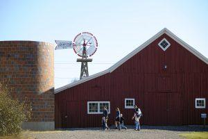 17 Mile House Barn