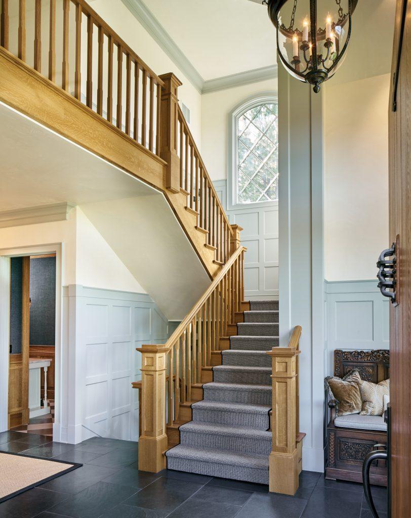 Cherry Hills Village stairway