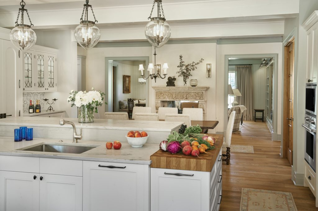 Cherry Hills Village home kitchen