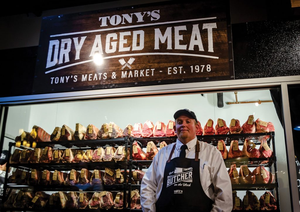 Tony's Meats and Market