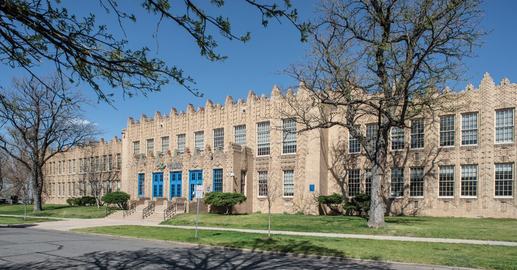 Horace Mann Middle School, Trevista at Horace Mann