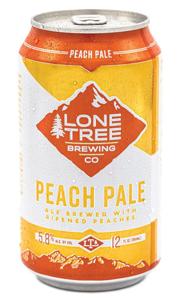 Lone Tree Brewing Peach Pale