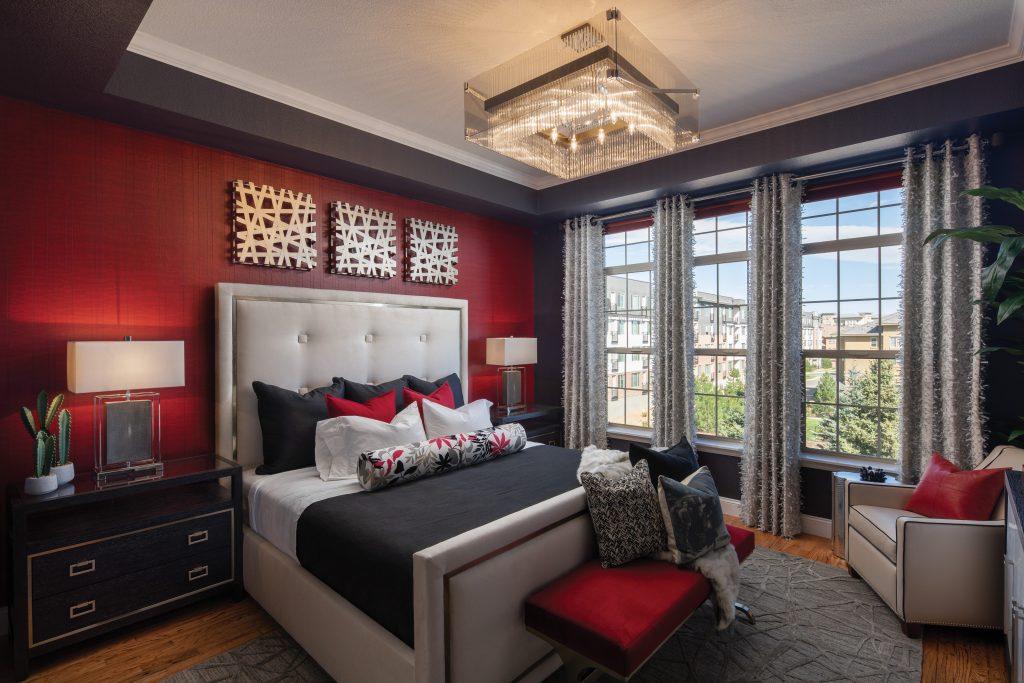 D'Amore Interiors bedroom