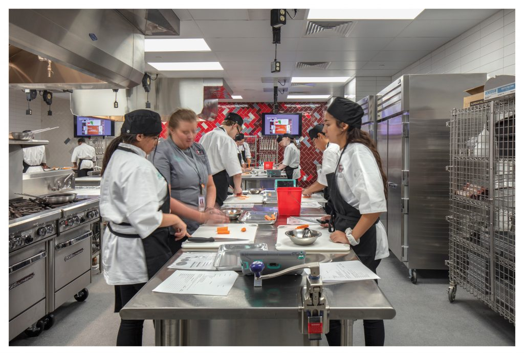 Cherry Creek Innovation Campus culinary