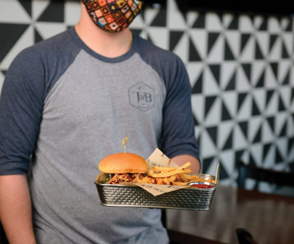 Tap and Burger