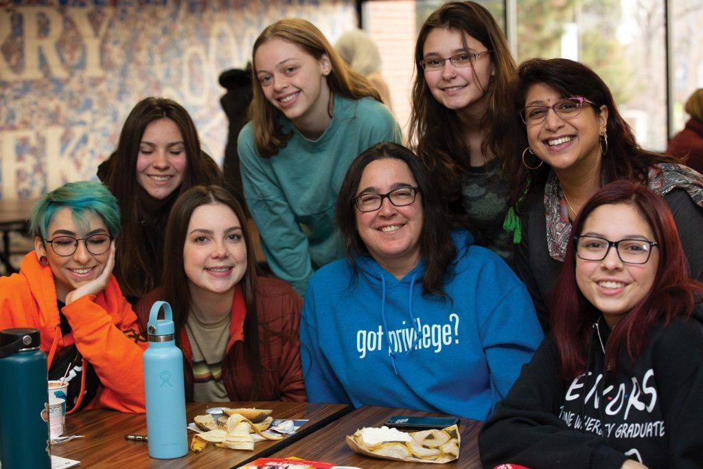 Youth Celebrate Diversity group
