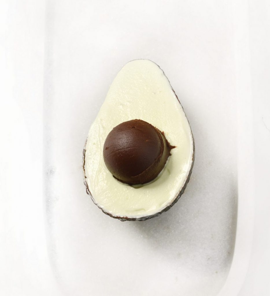 Frozen Avocado